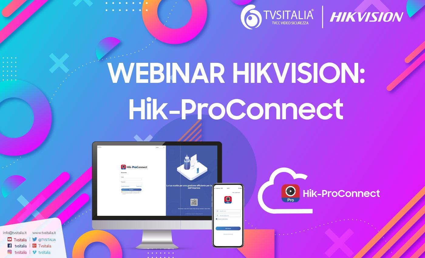 WEBINAR HIK-PROCONNECT