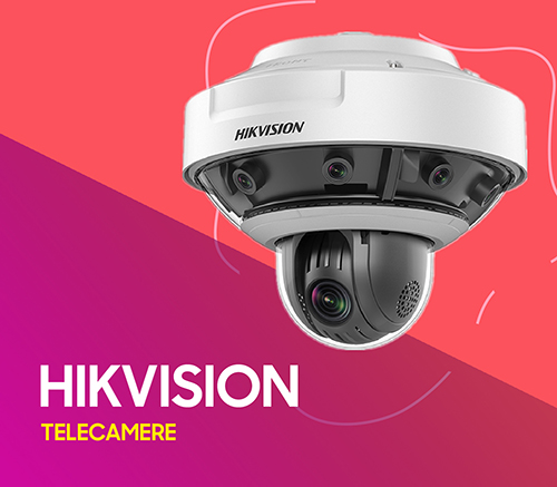 Prodotti Hikvision
