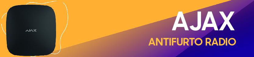 Antifurti radio AJAX