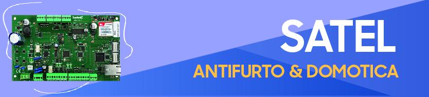antifurto & domotica SATEL
